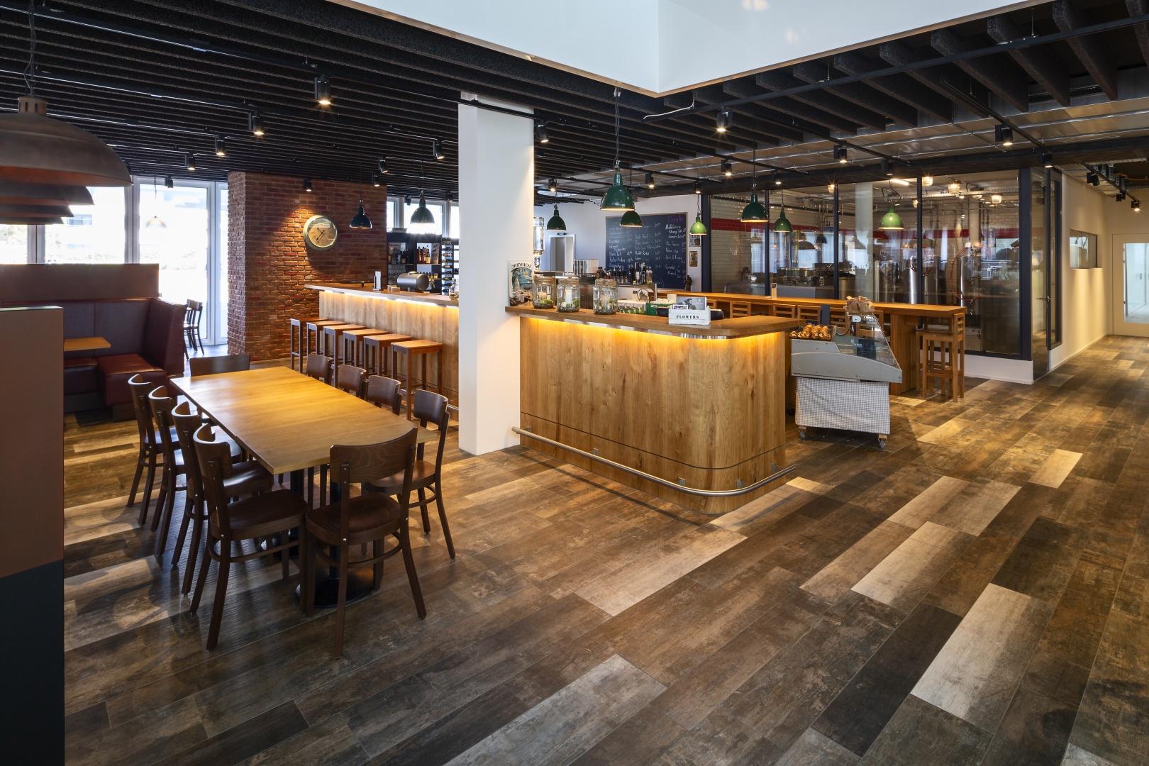 Restaurant Culinarium 1 © Fox Wälle Architekten SIA GmbH, Arlesheim