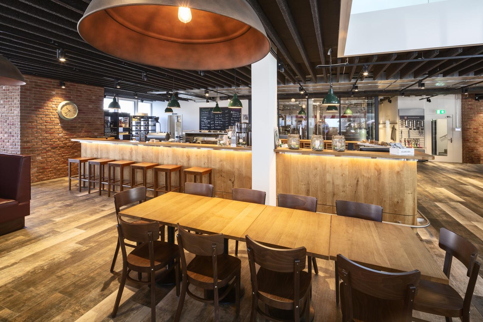 Restaurant Culinarium 2 © Fox Wälle Architekten SIA GmbH, Arlesheim