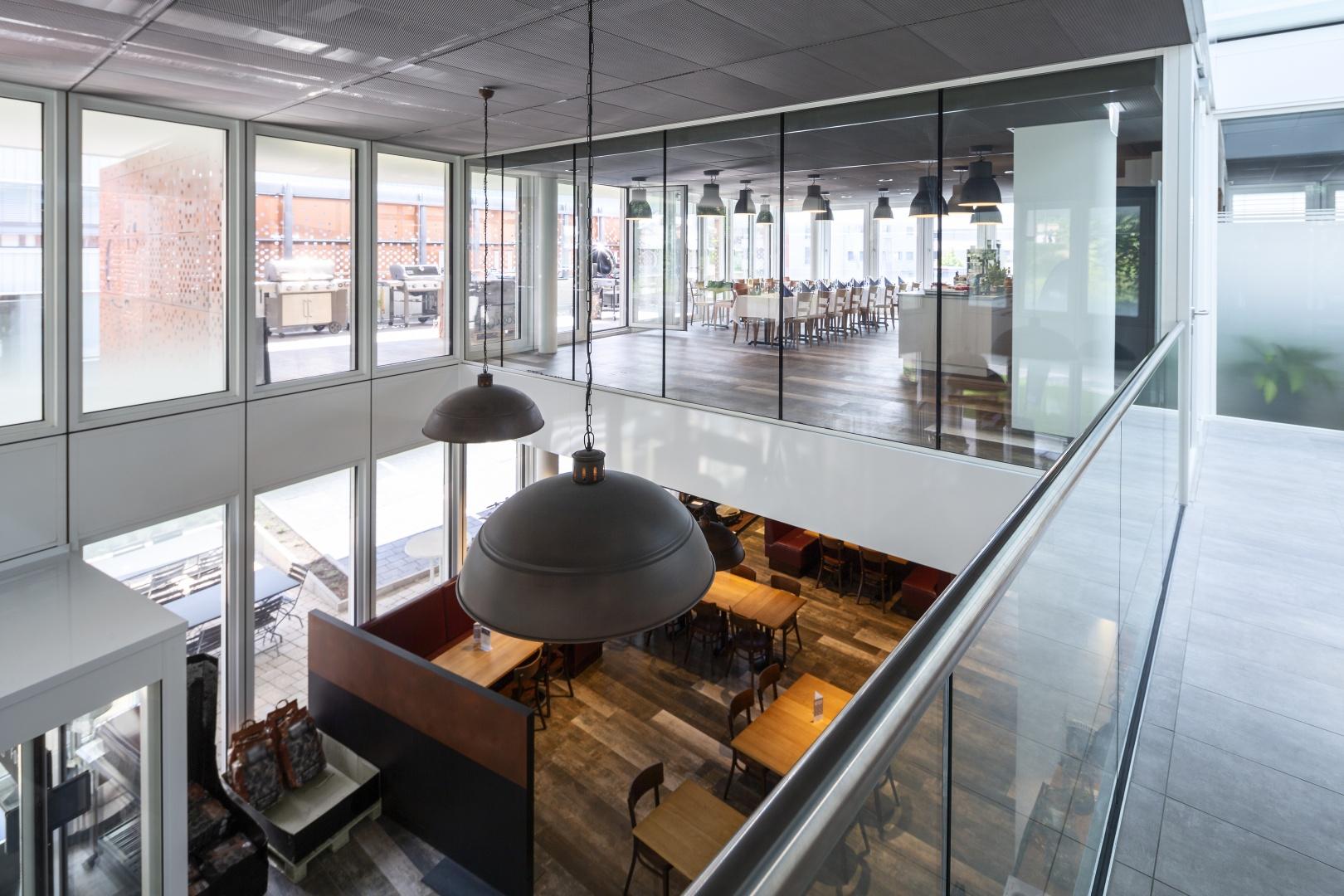 Event-Raum Culinarium © Fox Wälle Architekten SIA GmbH, Arlesheim