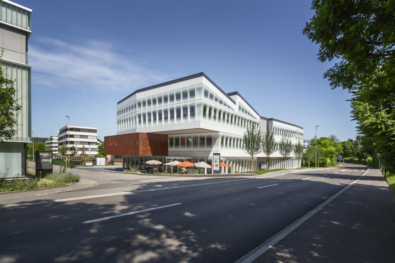 Gesamtansicht © Fox Wälle Architekten SIA GmbH, Arlesheim