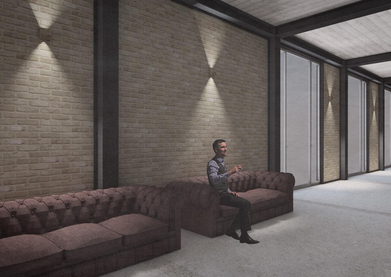 Loungebereich © Marc Zahn