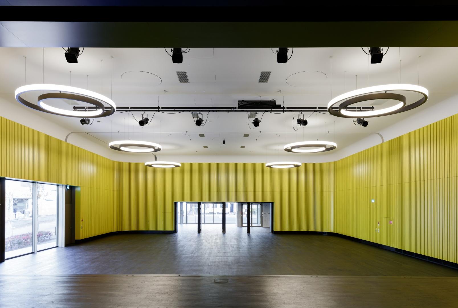 Gemeindesaal © Martin Stollenwerk, Zürich