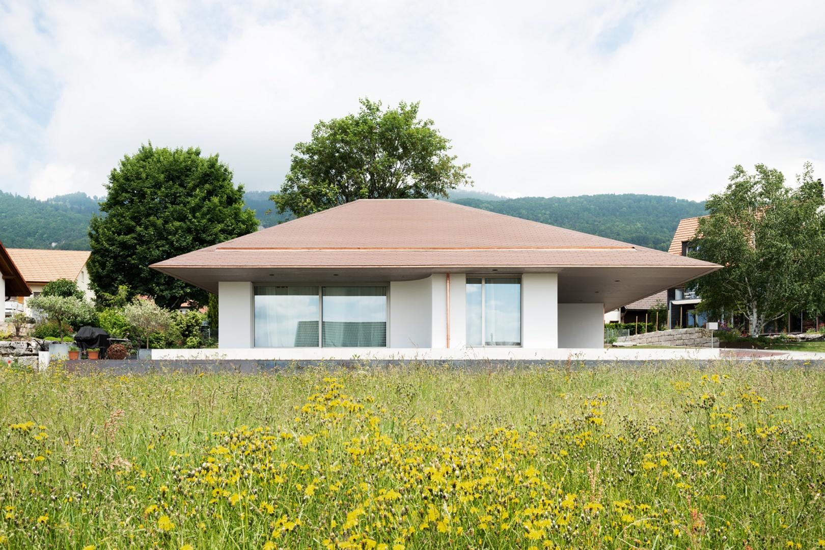 Südfassade © HSB Architekten GmbH, Poststrasse 1, 4500 Solothurn