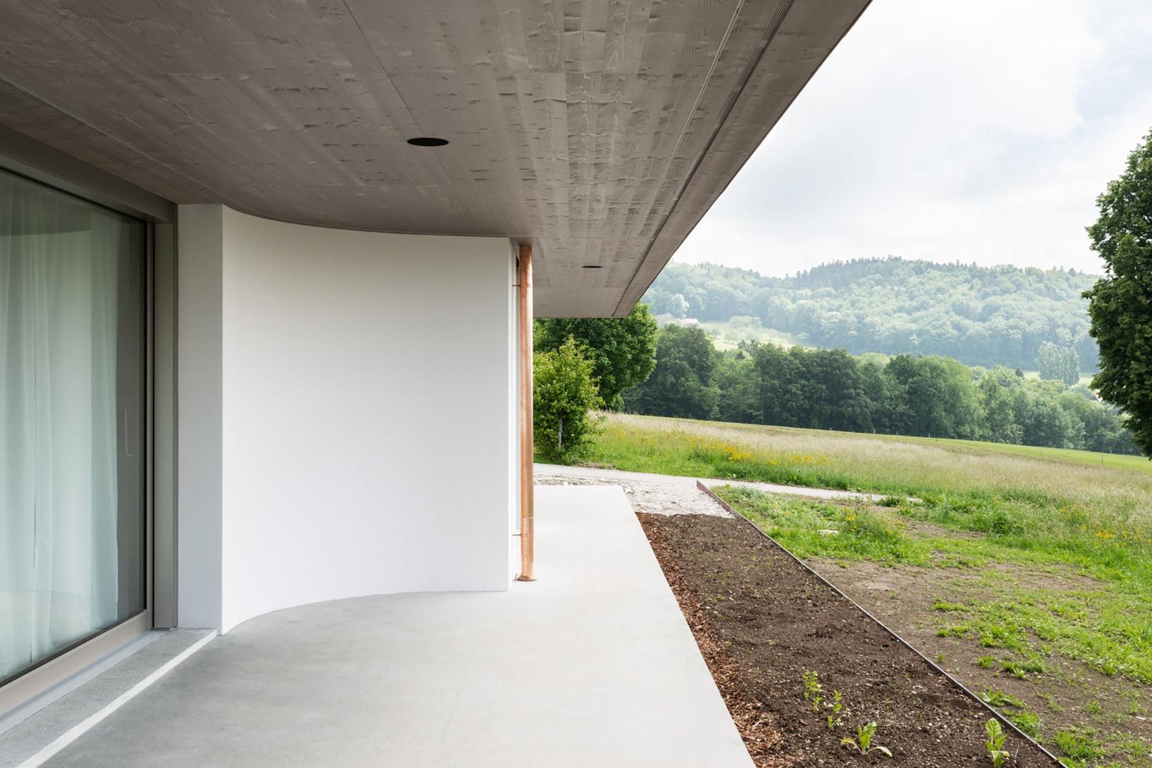 Terrasse © HSB Architekten GmbH, Poststrasse 1, 4500 Solothurn