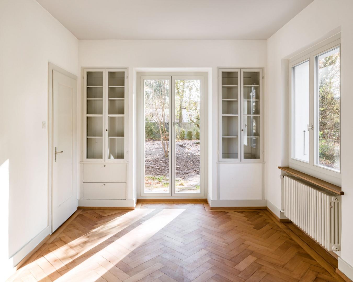Innenraum Bestand © 2017 Jaeger Koechlin Achitekten, Basel