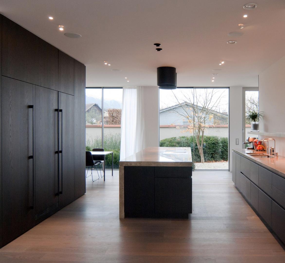 Küche © ArchStudioArchitekten AG - Christian Fierz - Claudia Boehm