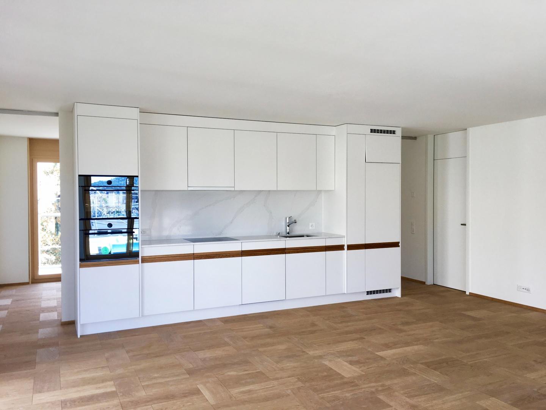 Küche Attika © Juho Nyberg Architektur GmbH