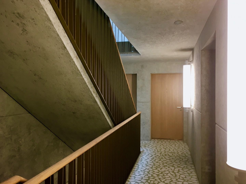 Treppenhaus © Juho Nyberg Architektur GmbH