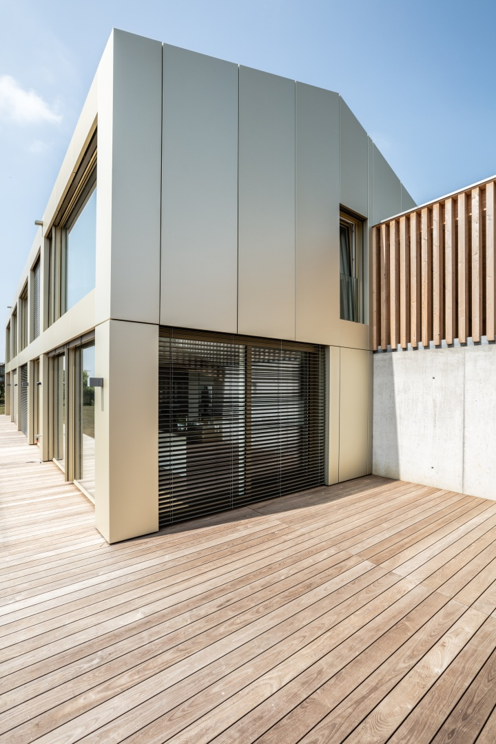 Fassade © Adriano A. Biondo, Basel