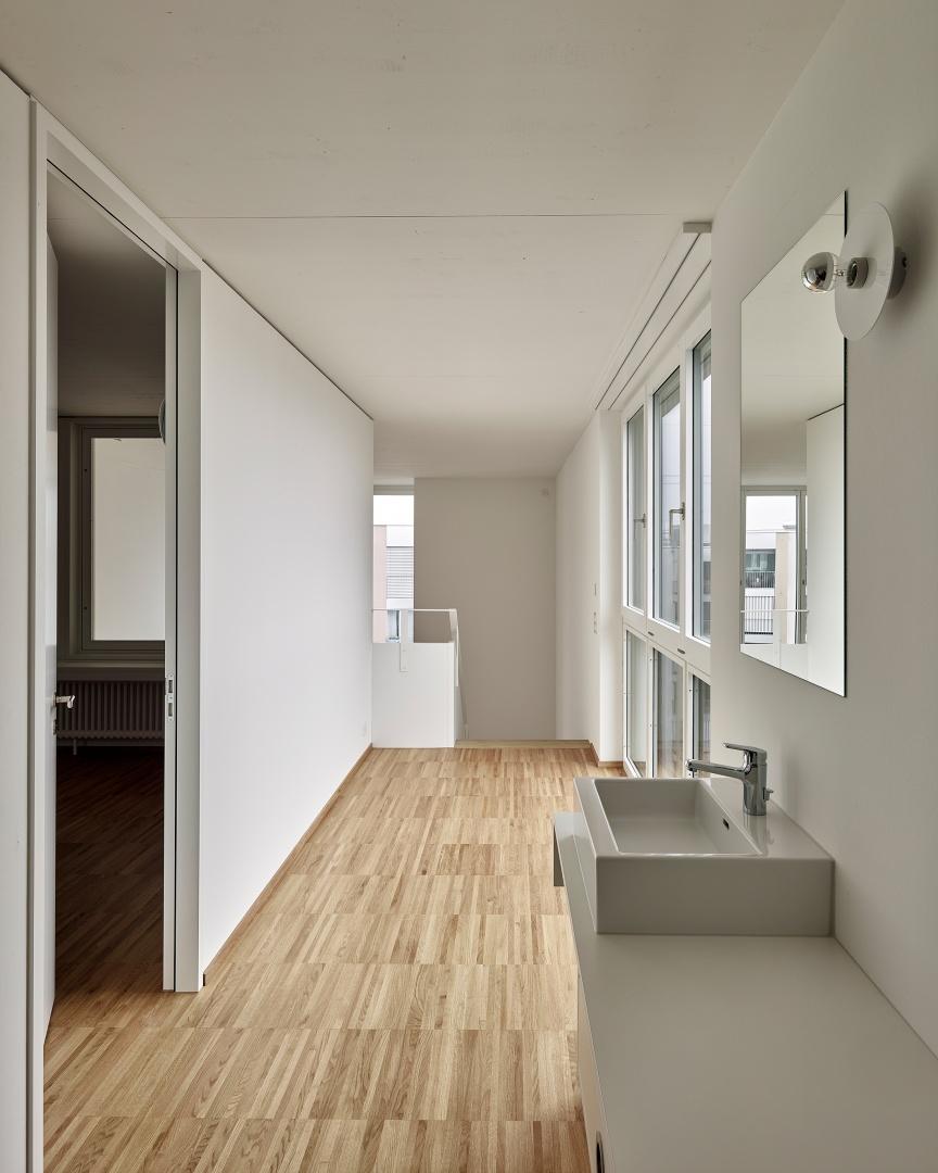 MIN MAX_Wohnung MIN Typ 2 Eckwohnung © Roland Bernath