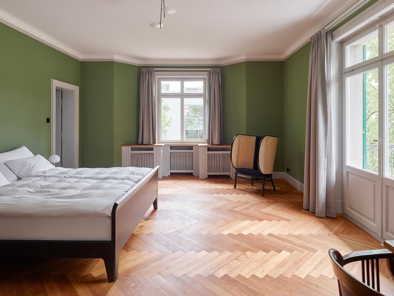 Signau_Gästezimmer 1. OG © Roland Bernath