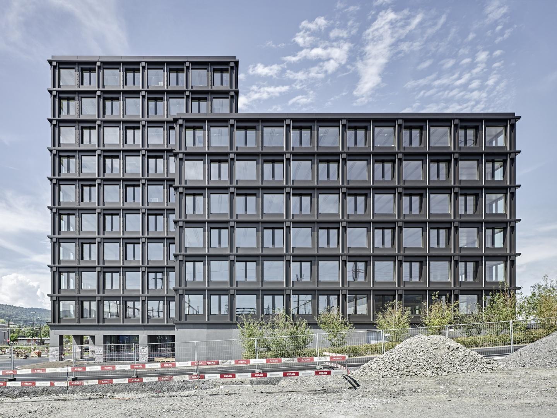 SUURSTOFFI 22 Aussenansicht 3 © Bild: Roger Frei, Zürich