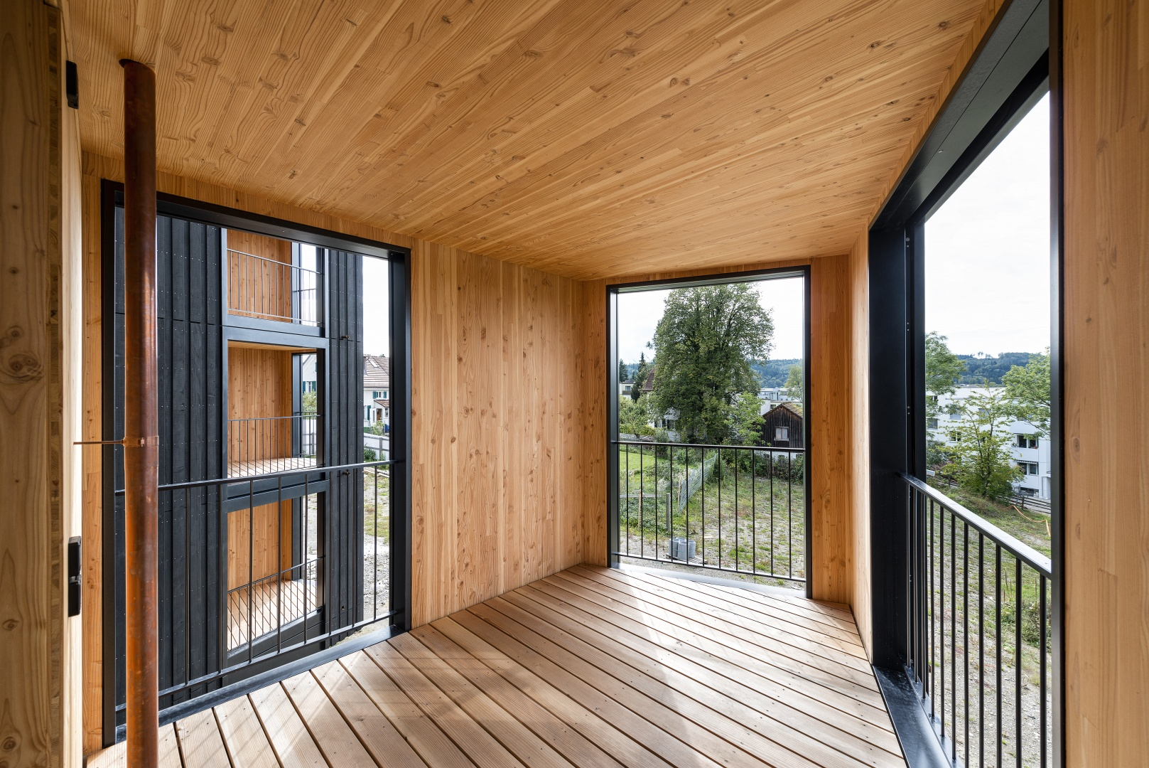 Aussenzimmer © Volker Schopp