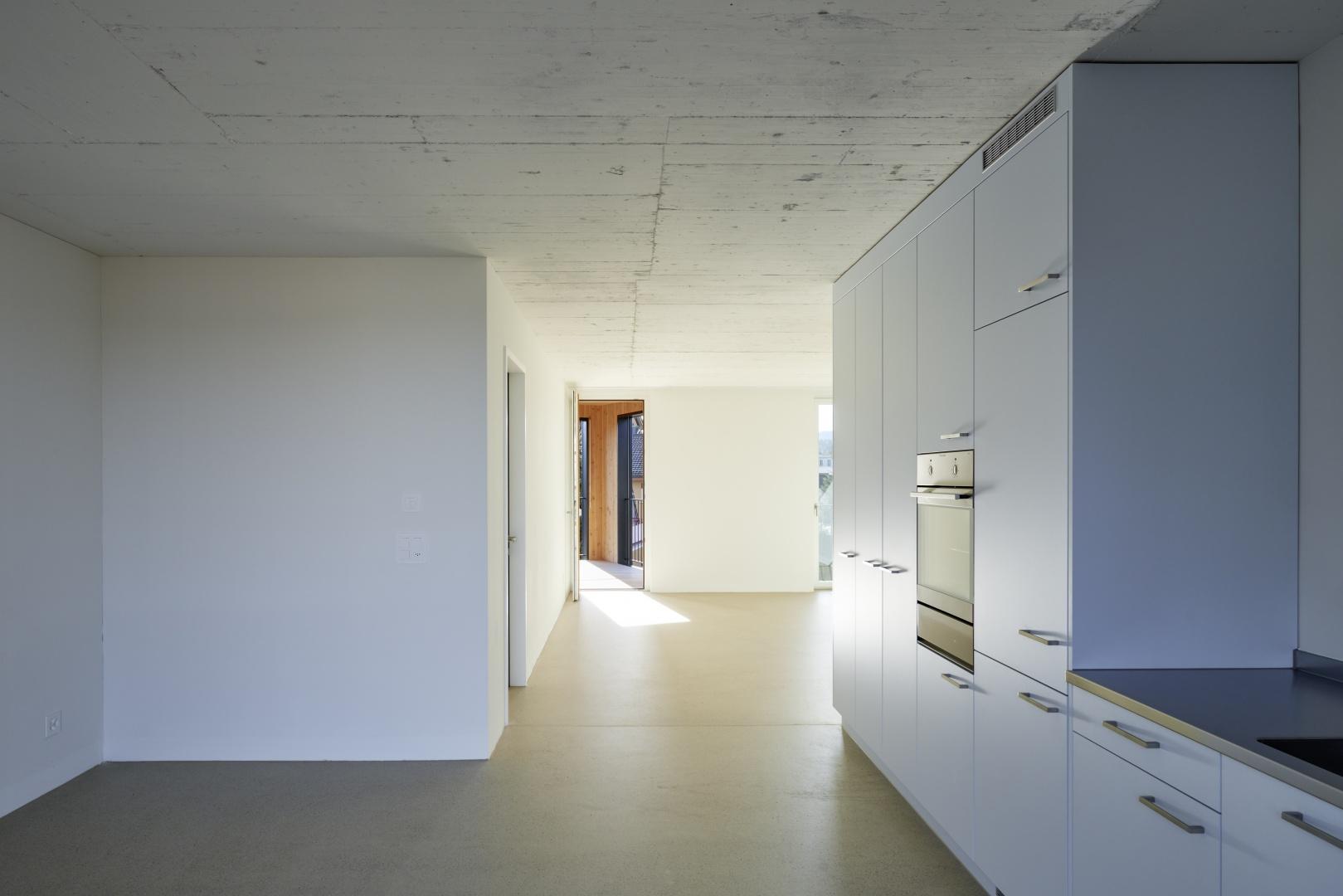 Wohnung © Georg Aerni