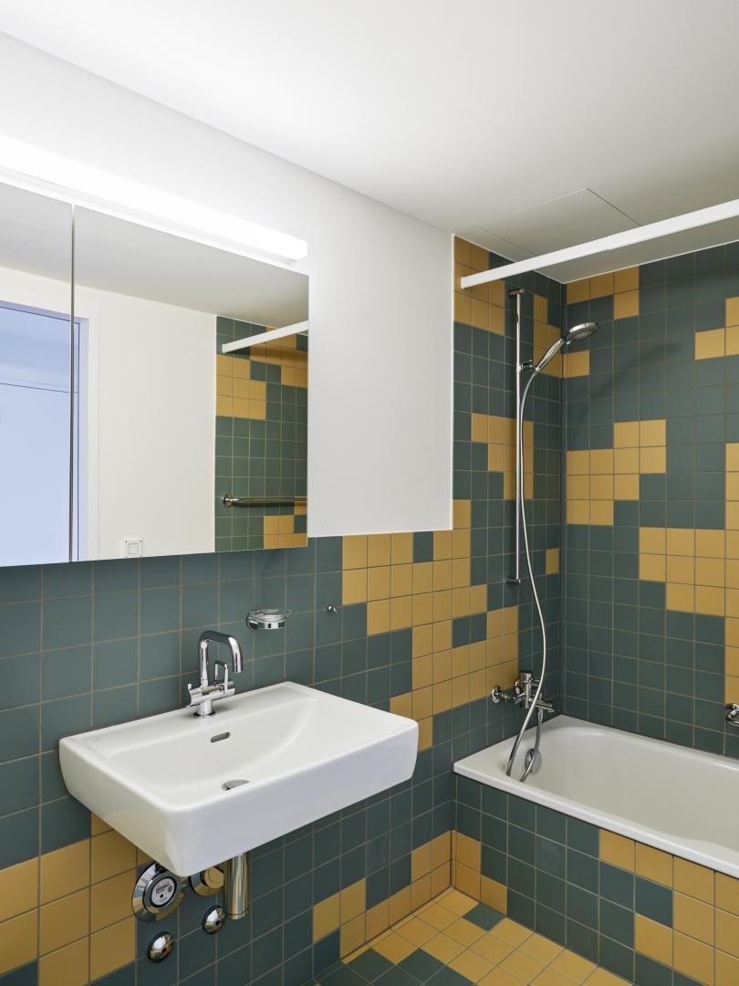 Badezimmer © Georg Aerni