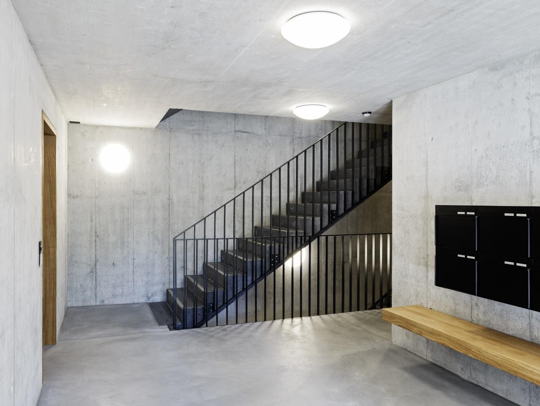 Treppenhaus © Georg Aerni