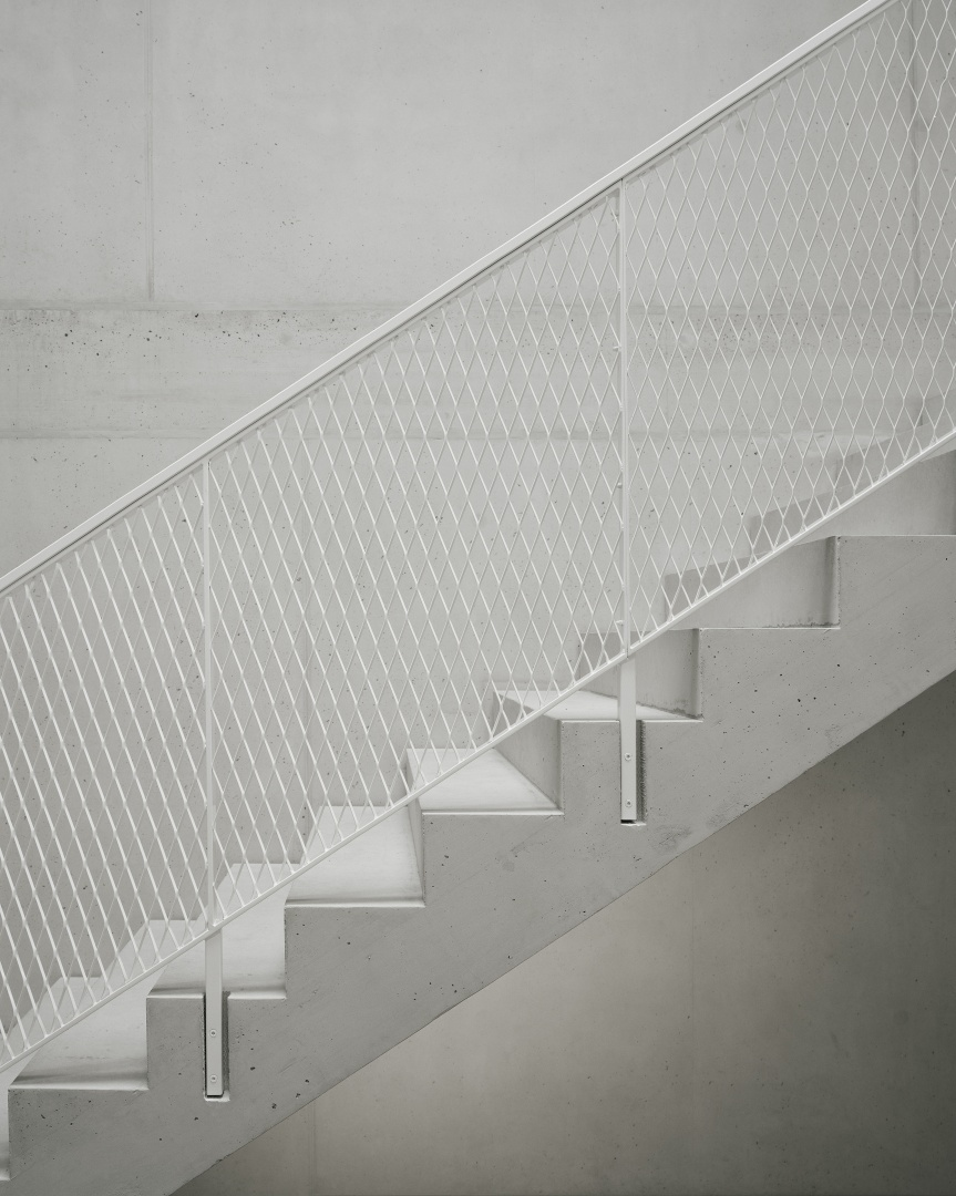 Detail Treppe © HDPF