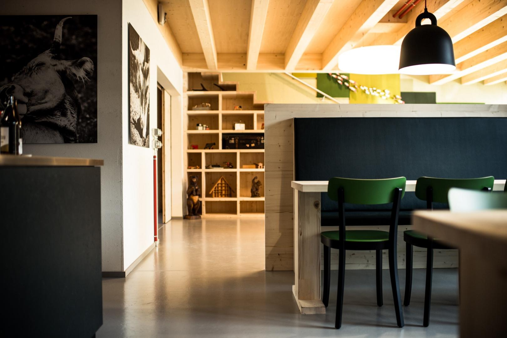 Caféteria © Adrian Bretscher