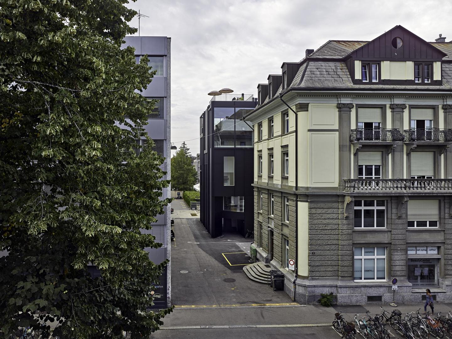 Gesamtansicht © Arnold Kohler Fotografie, Winterthur