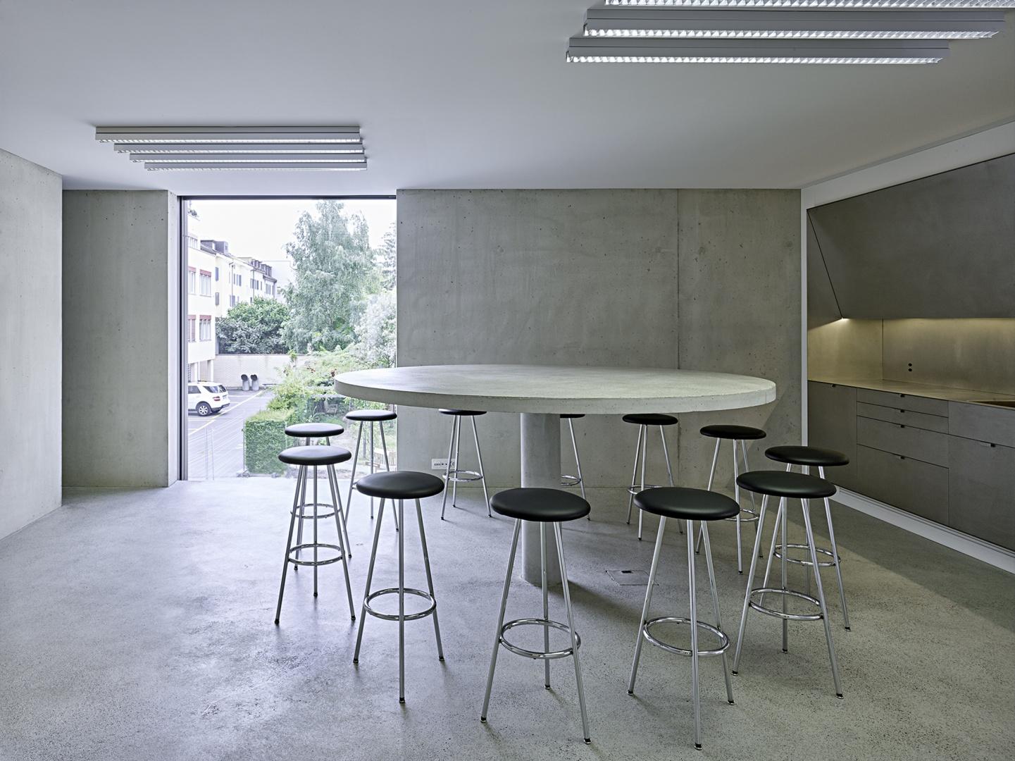Pausenraum_Büro © Arnold Kohler Fotografie, Winterthur