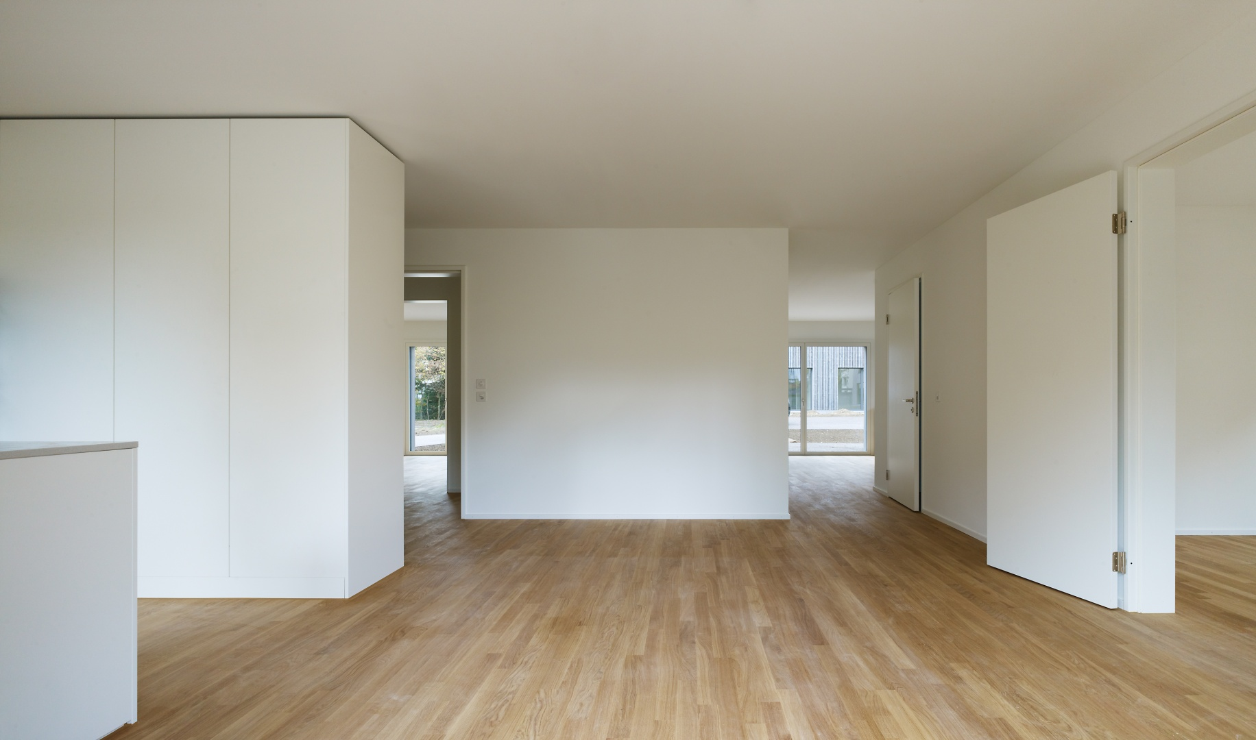 Wohnung © Ruedi Walti, Basel