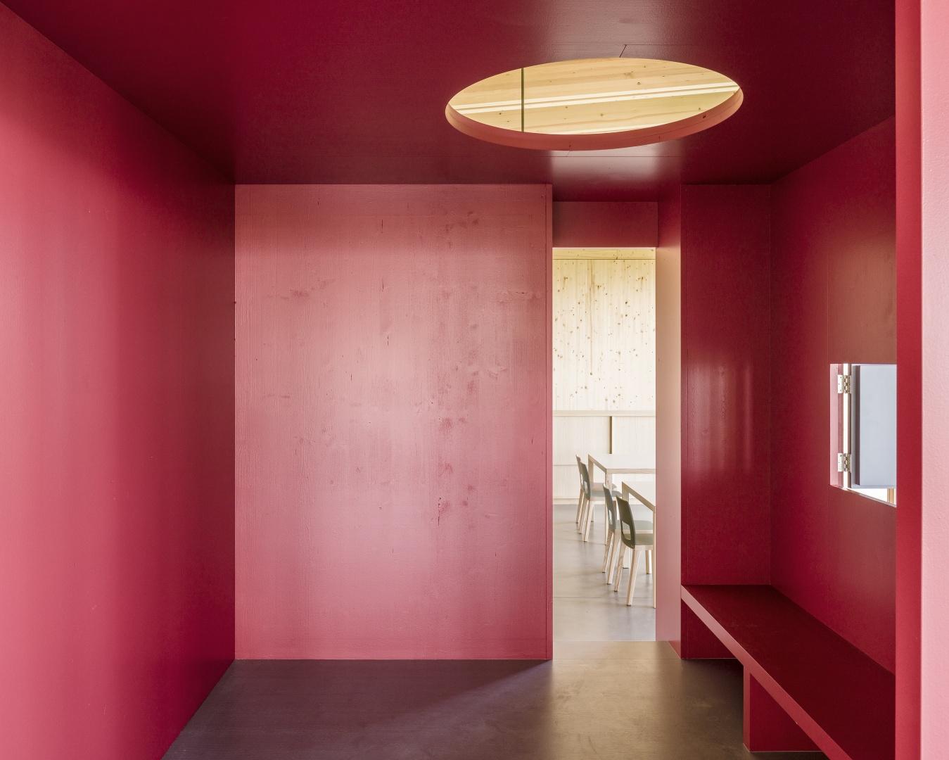 Spielmöbel © 2017 Jaeger Koechlin Achitekten, Basel