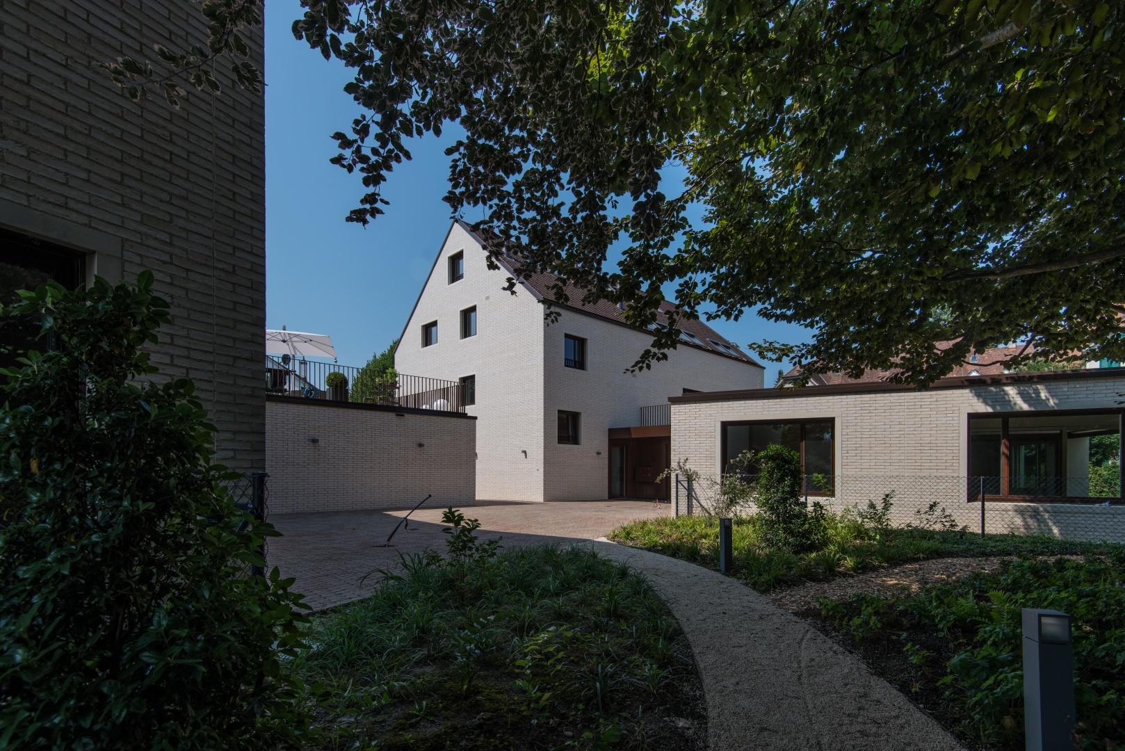Ansicht Innenhof © Ferrara Architekten AG