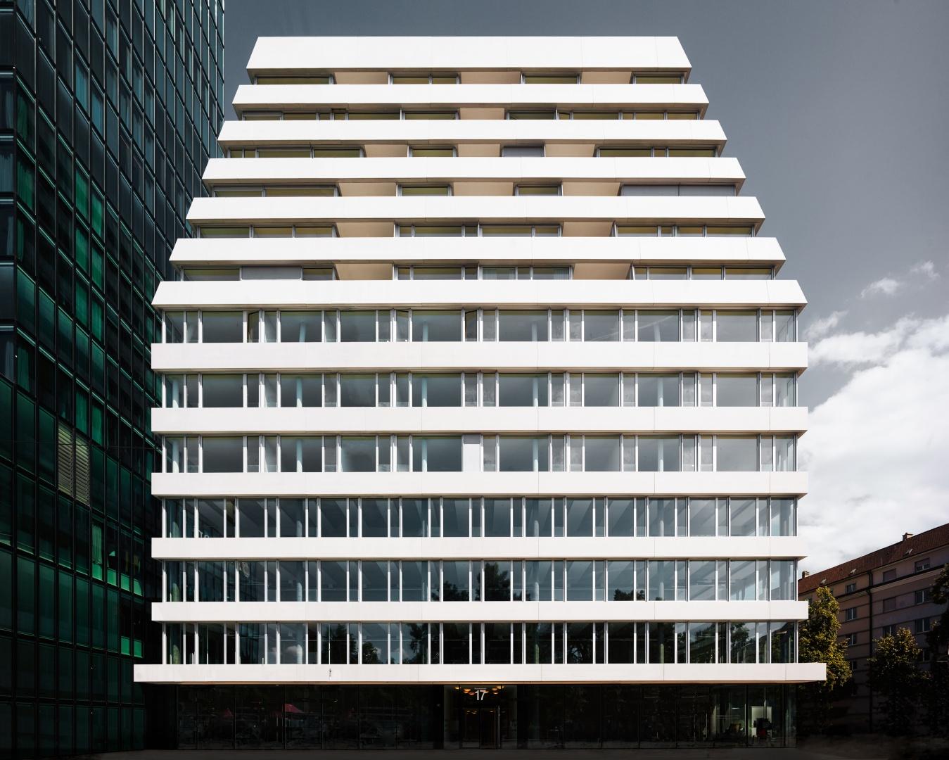 Fassade © Valentin Jeck, Stäfa