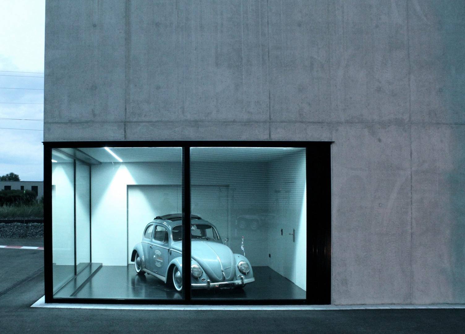 Showroom EG © Wyss Architektur + Bauleitung GmbH