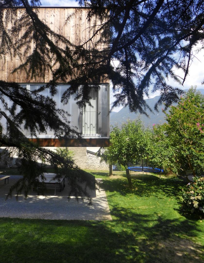 Giardino 1 © Guidotti Architetti SA, Monte Carasso