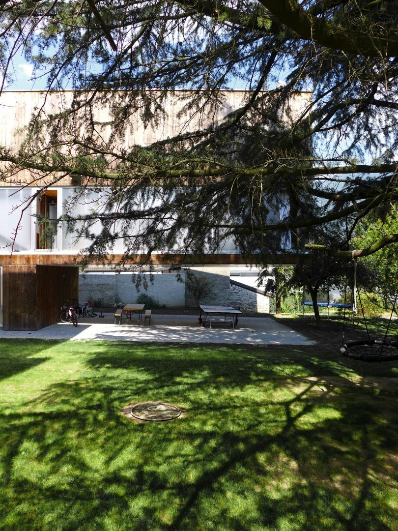 Giardino 2 © Guidotti Architetti SA, Monte Carasso