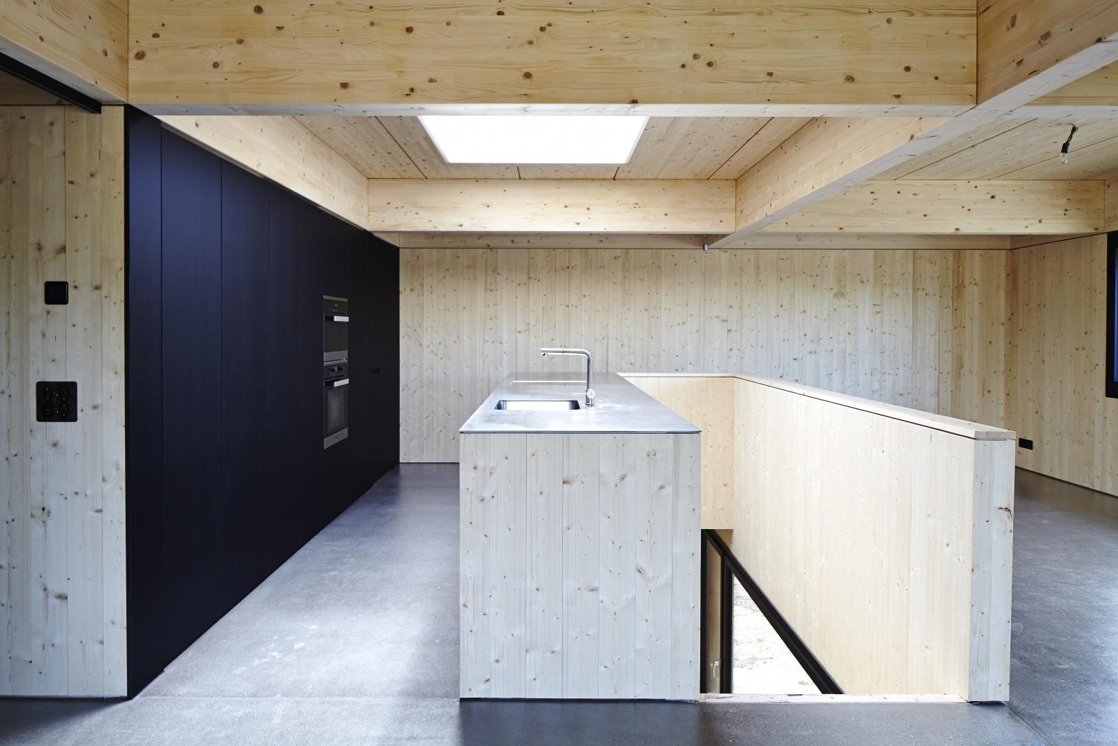 Küche © Marco Sieber, Luzern