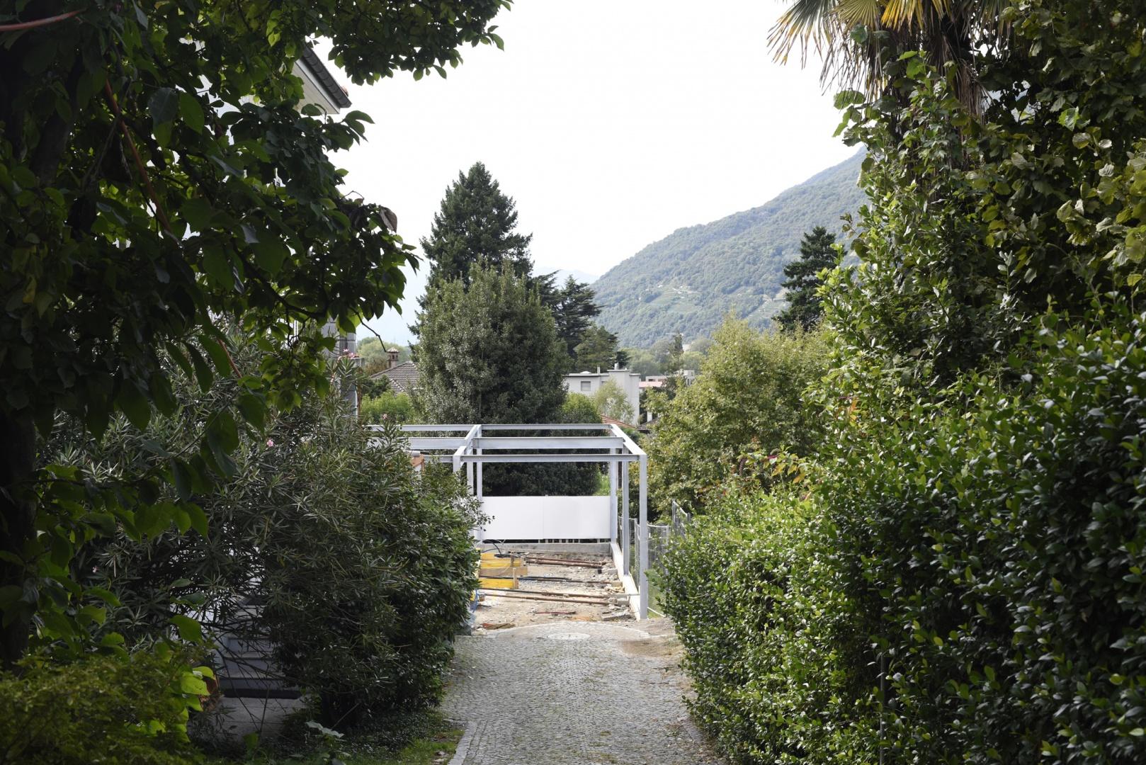 Accesso © Sabrina Montiglia, c/o Spazio 1929, via Ciseri 3 Lugano