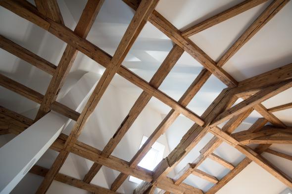 Dachraum  © Fotostudio Fischlin
