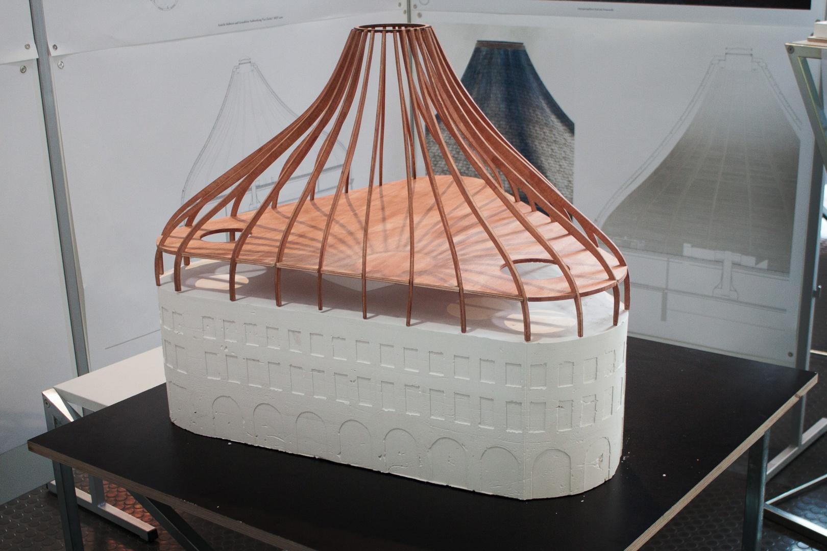 Strukturmodell © Gianluca Ceriani, ETH Zürich