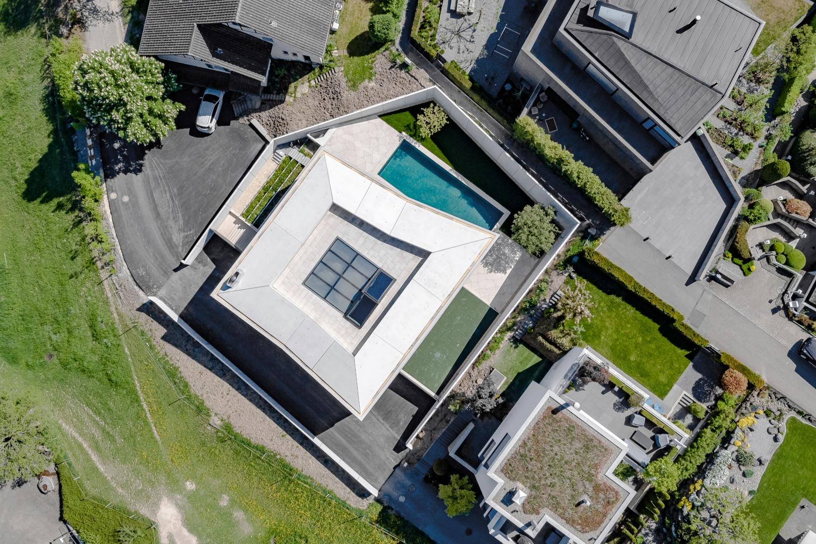 Luftaufnahme © Mark Drotsky, Langenthal