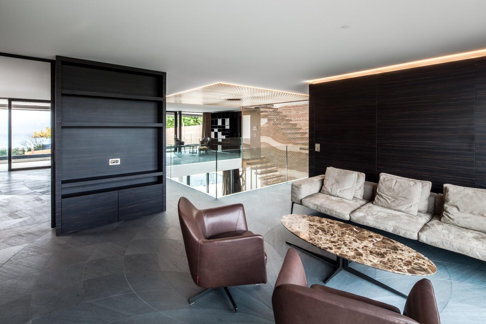 Wohnzimmer © Mark Drotsky, Langenthal