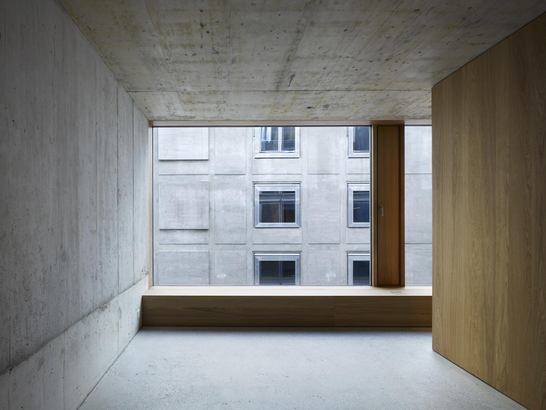 Hotel Nomad Innenraum © Ruedi Walti