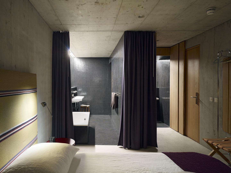 Hotel Nomad Hotelzimmer © Ruedi Walti