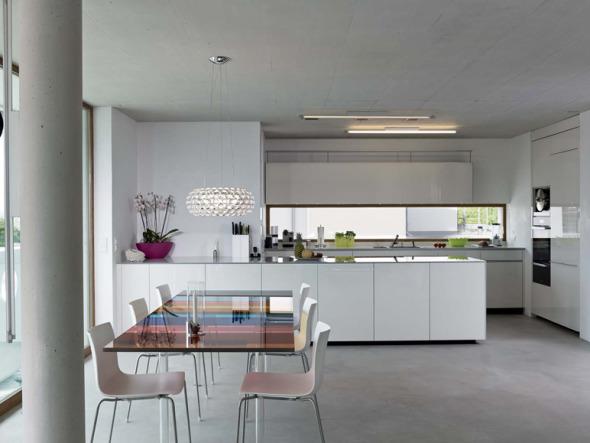 Küche / Essen © T. Hämmerli