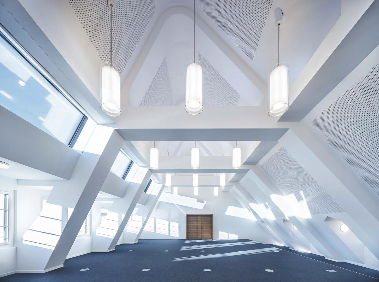 Auditorium © Tilla Theus und Partner AG