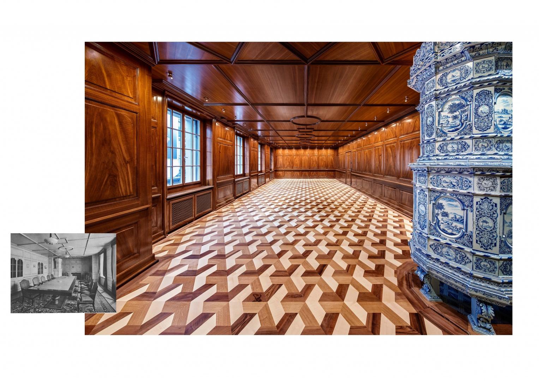 Boardroom © Tilla Theus und Partner AG