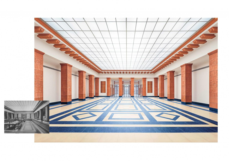 Schalterhalle © Tilla Theus und Partner AG