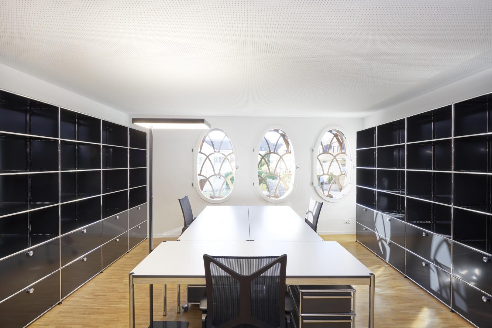 Büro © Tilla Theus und Partner AG