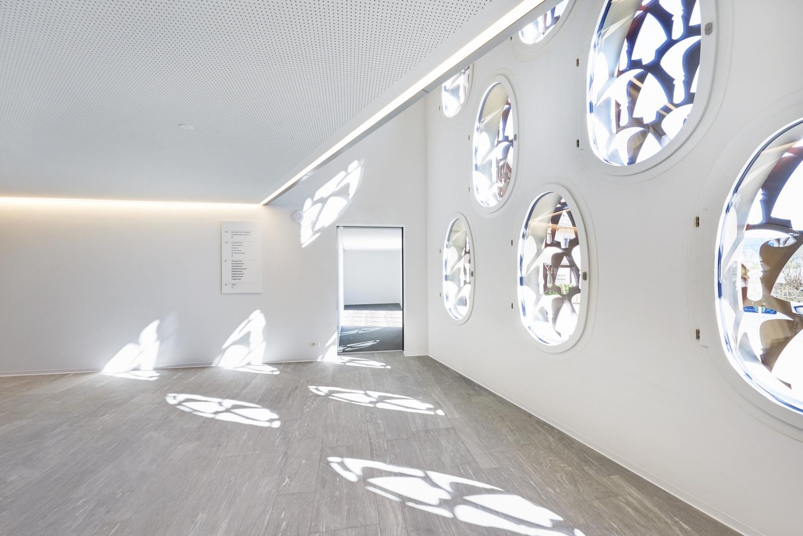 Eingangshalle © Tilla Theus und Partner AG