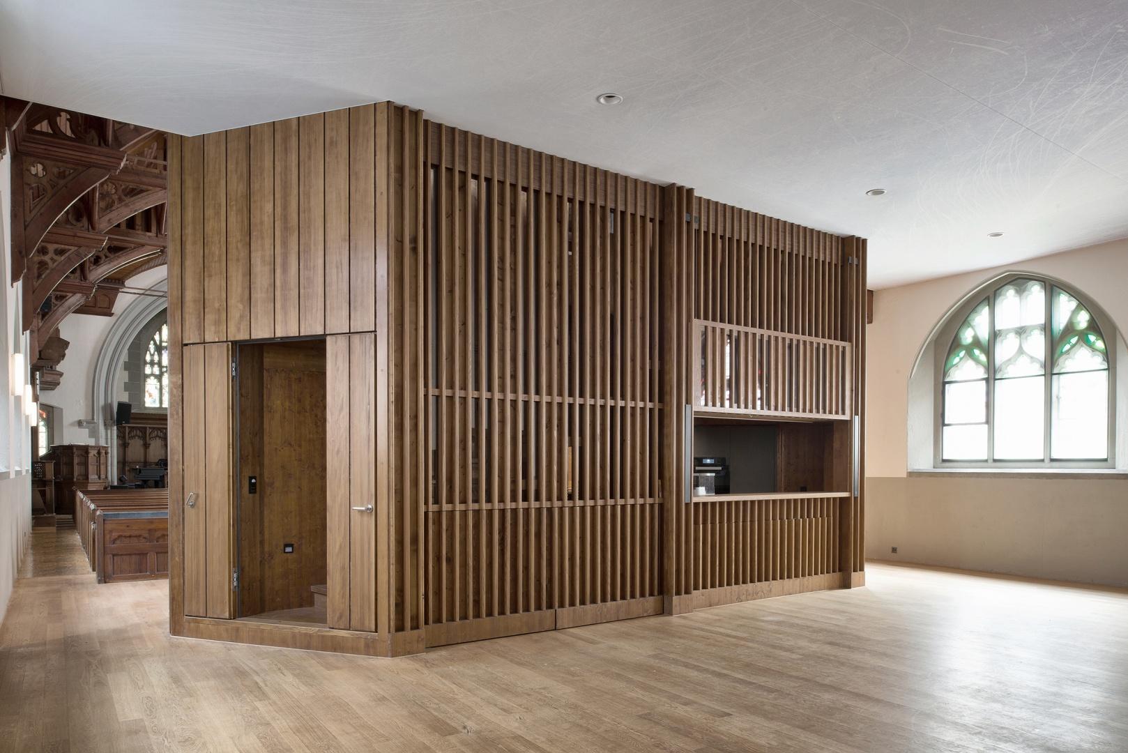 Multifunktionale Raumschicht © DEON AG, Luzern