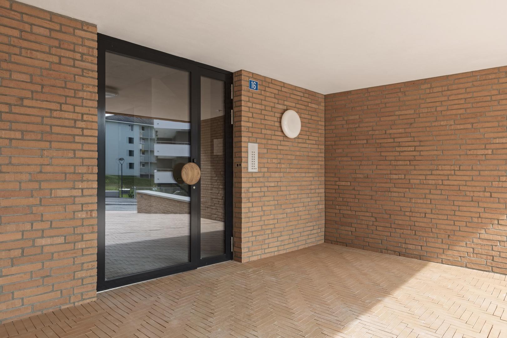 Eingang © Beat Bühler