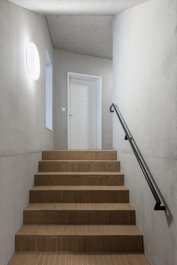 Trepenhaus © Beat Bühler
