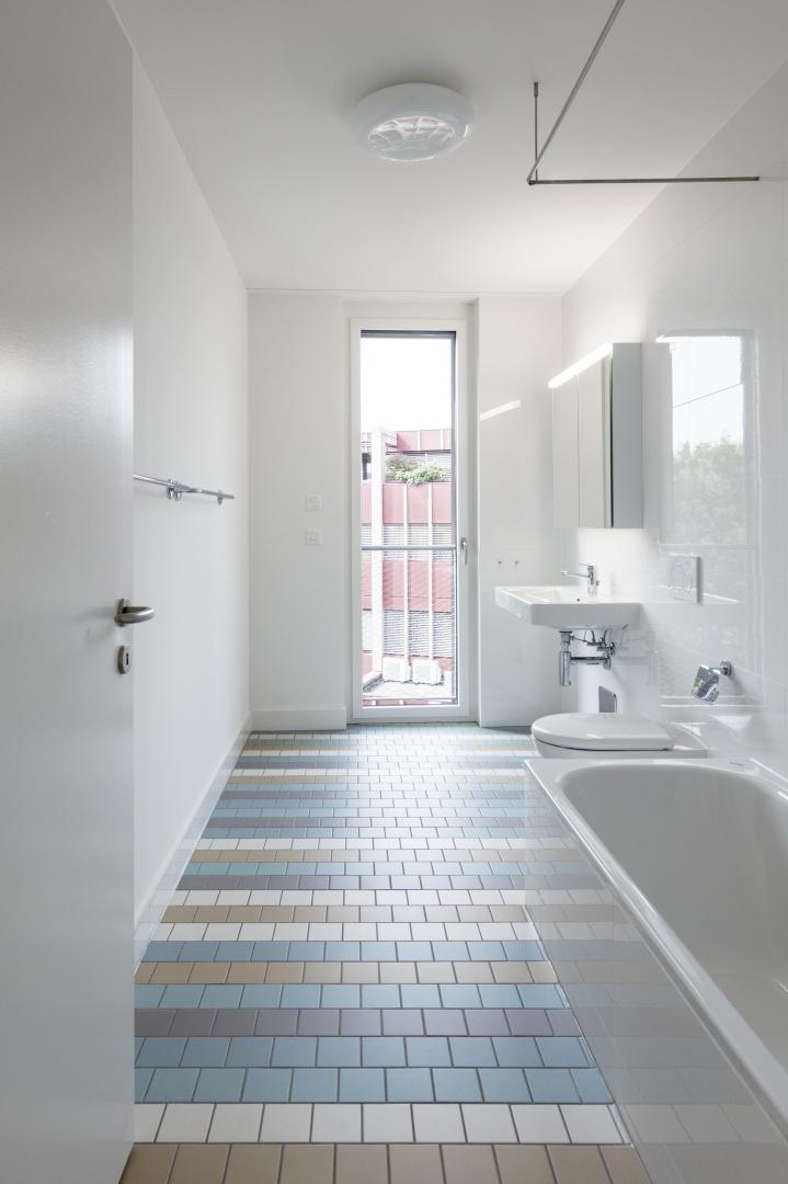 Badezimmer © Beat Bühler