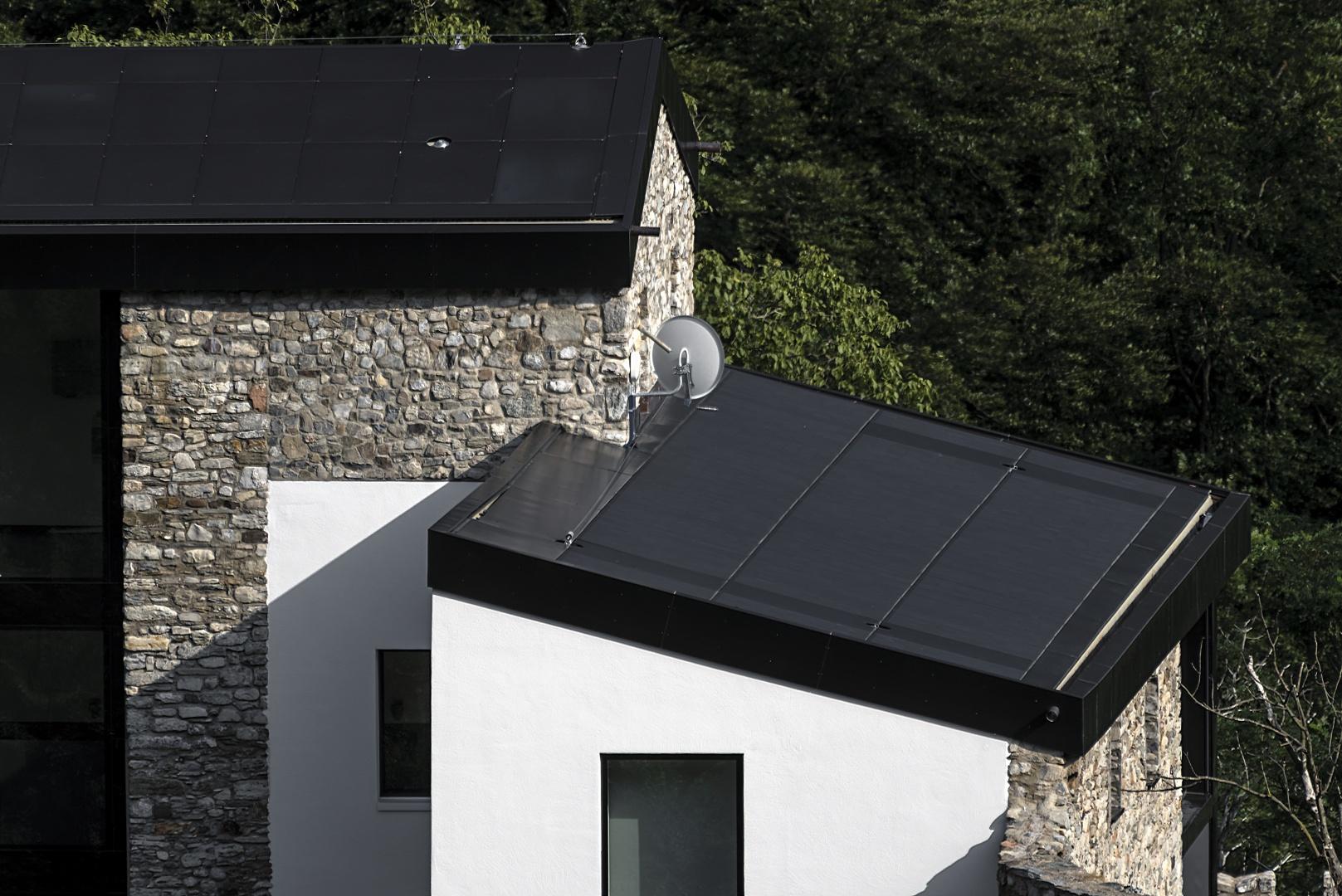 Dächer © deltaZERO, CH-Paradiso | L. Carugo, I-Nerviano